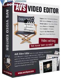 AVS Video Editor v9.0.1.328