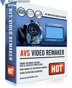 AVS Video ReMaker v6.2.1.225