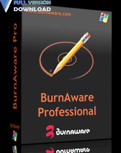 BurnAware Professional v11.9
