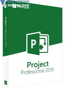 Microsoft Project Professional 2019 RTM