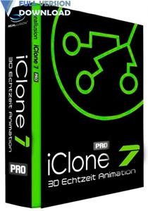 Reallusion iClone Pro v7.4.2419.1