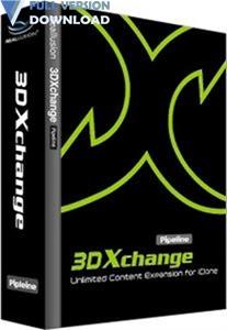 iClone 3DXchange Pipeline v7.3.2127.1