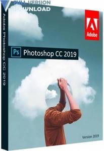 Adobe Photoshop CC 2019 v20.0.1