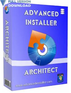Advanced Installer Architect v15.6