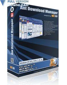 Ant Download Manager v1.11.2