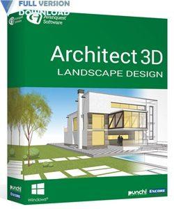 Architect 3D v20 Landscape Design