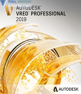 Autodesk VRED Professional 2019