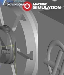 CIMCO Machine Simulation v8.00.48