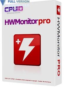 CPUID HWMonitor Pro v1.37
