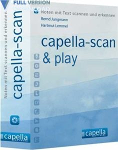 Capella scan & play v8.0