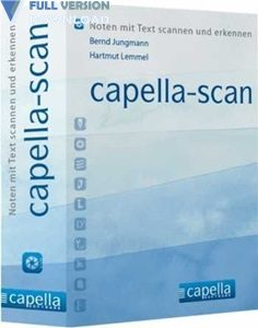 Capella scan v8.0