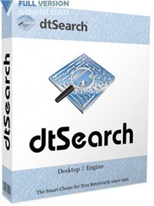 DtSearch Desktop v7.93.8582