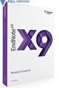 Endnote X9 Build 12062