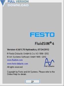 FESTO FluidSIM v4.5