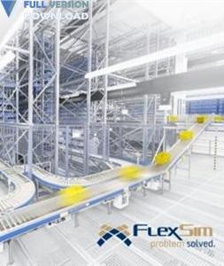 FlexSim 2019 v19.0.0 Enterprise