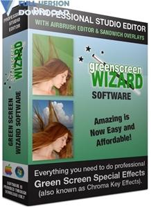 Green Screen Wizard Professional v10.3
