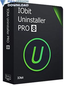IObit Uninstaller Pro v8.2.0.14