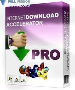 Internet Download Accelerator Pro v6.17.2.1613