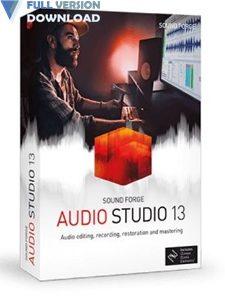 MAGIX Sound Forge Audio Studio v13.0.0