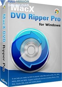 MacX DVD Ripper Pro v8.9.0.168