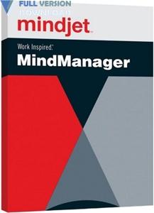 Mindjet MindManager 2019 v19.1.197