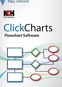 NCH ClickCharts Pro v4.00