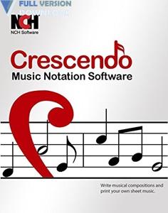 NCH Crescendo Masters v4.00