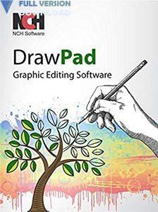 NCH DrawPad Pro v5.00