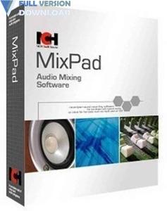 NCH MixPad Masters v5.33