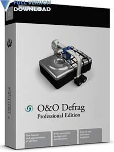 O&O Defrag Professional Edition v21.1 Build 1211