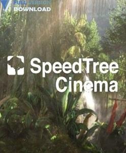 SpeedTree Cinema v8.3.0