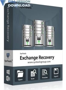 SysTools Exchange Recovery v8.0