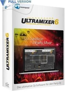 UltraMixer Pro Entertain v6.1.2