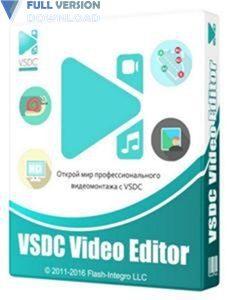 VSDC Video Editor Pro v6.3.1.936