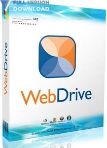 WebDrive Enterprise 2018 Build 5057