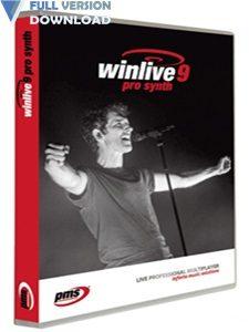 WinLive Pro Synth v9.0.00