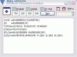 Windows Snapshot Grabber v2019.11.120