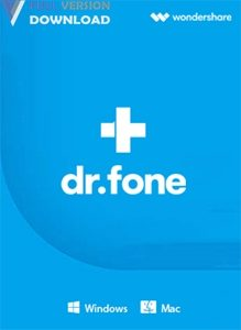Wondershare Dr.Fone Toolkit for iOS and Android v9.9.1.34