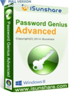 iSunshare Password Genius Advanced v2.1.1