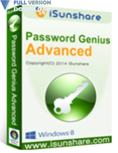 iSunshare Password Genius Advanced v2.1.1