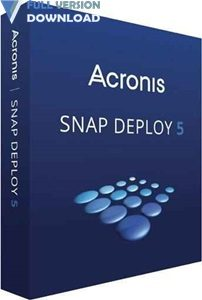 Acronis Snap Deploy v5.0.0.1877