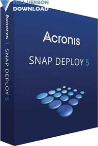 Acronis Snap Deploy v5.0.0.1877