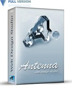 Antenna Web Design Studio v6.59