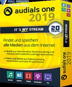 Audials One v2019.0.8200.0