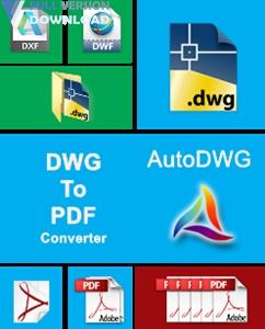 AutoDWG to PDF Converter 2019 v5.20