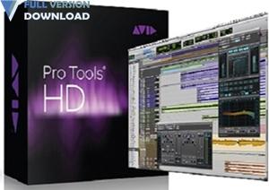 Avid Pro Tools HD v12.5.0.395