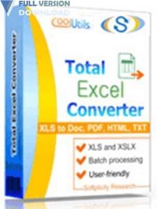 Coolutils Total Excel Converter v5.1.0.284