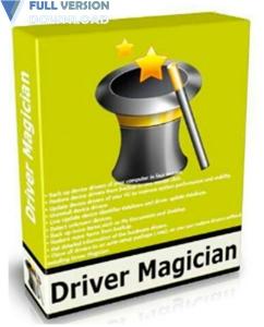 Driver Magician v5.21