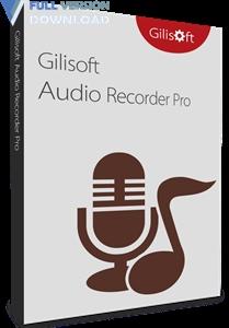 GiliSoft Audio Recorder Pro v8.2.0