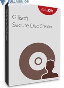 GiliSoft Secure Disc Creator v7.3.0